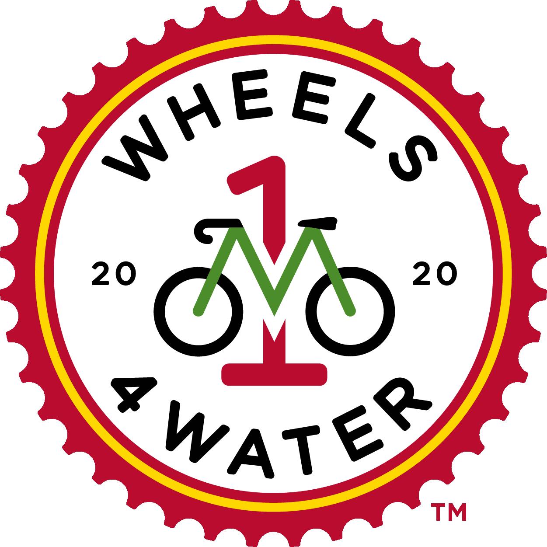 Wheels4Water logo