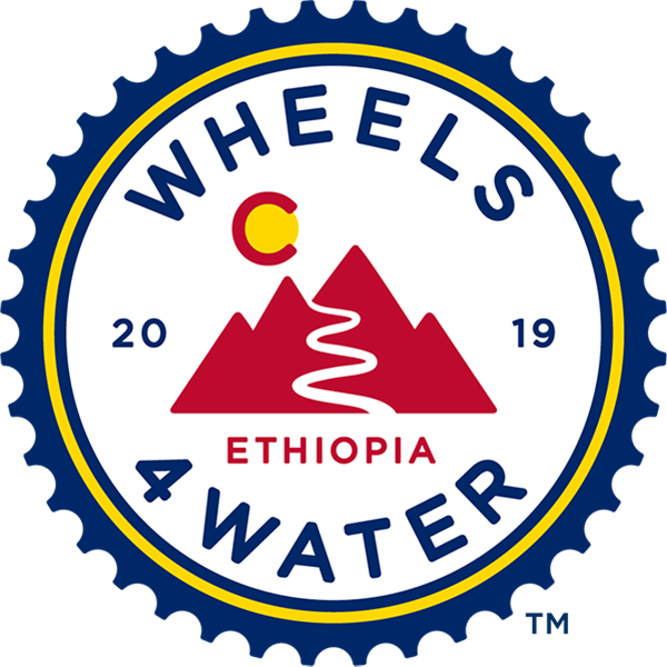 Wheels4Water logo